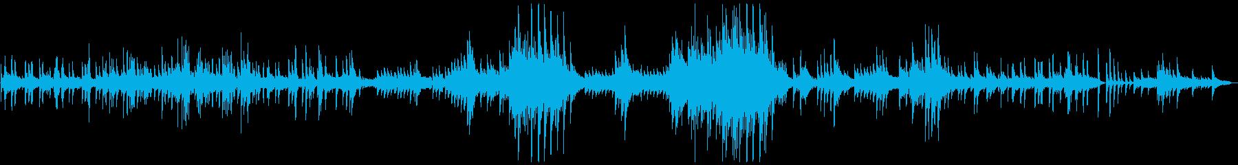 ショパン「雨だれ」ピアノソロ/高音質の再生済みの波形