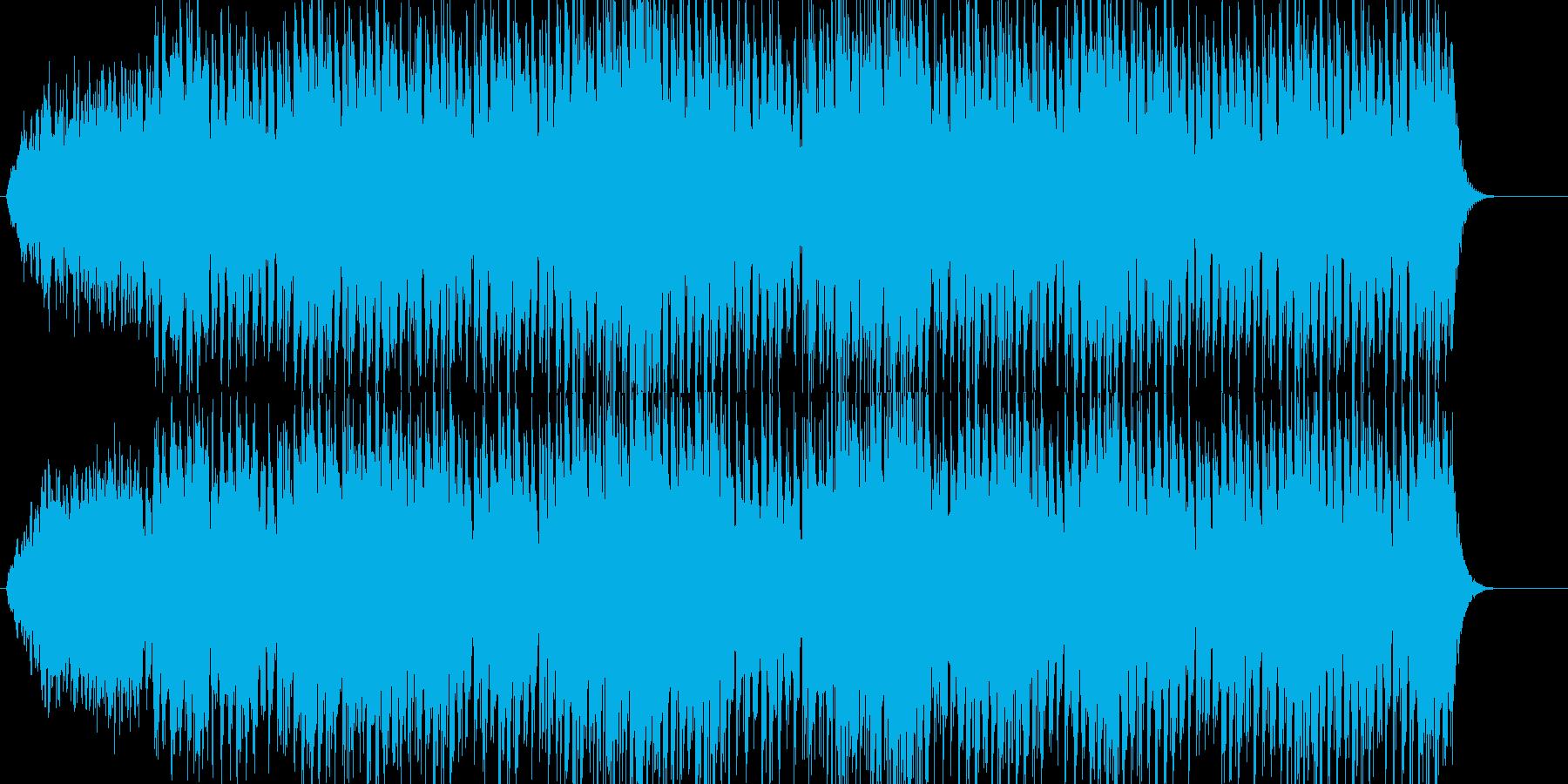 謎 不思議 科学 都会 淡々 宇宙の再生済みの波形