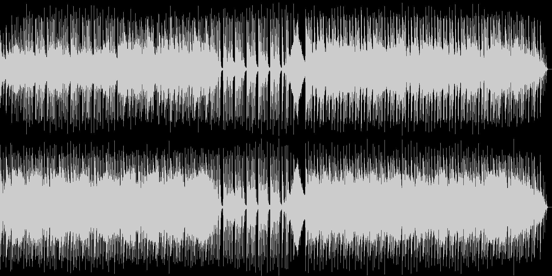 ゆったり切ないカントリーフォークの未再生の波形