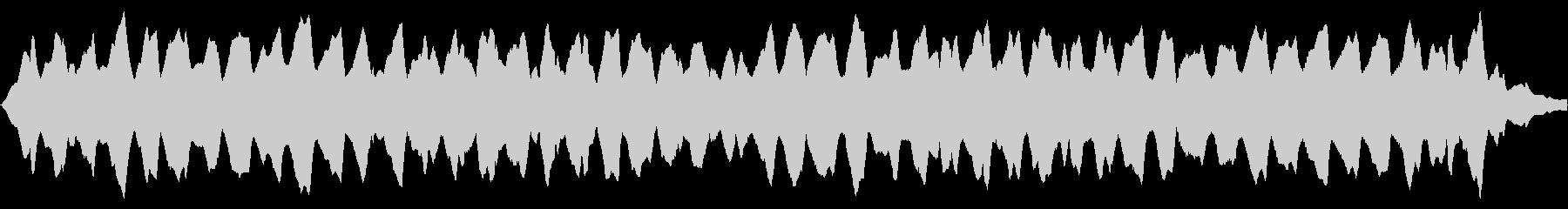 ピーポーピーポー(救急車のサイレン(団…の未再生の波形