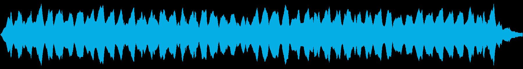 ピーポーピーポー(救急車のサイレン(団…の再生済みの波形
