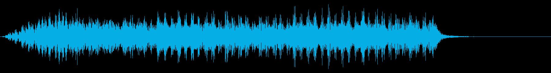 EDM系のDJ/音楽制作用フレーズ!01の再生済みの波形