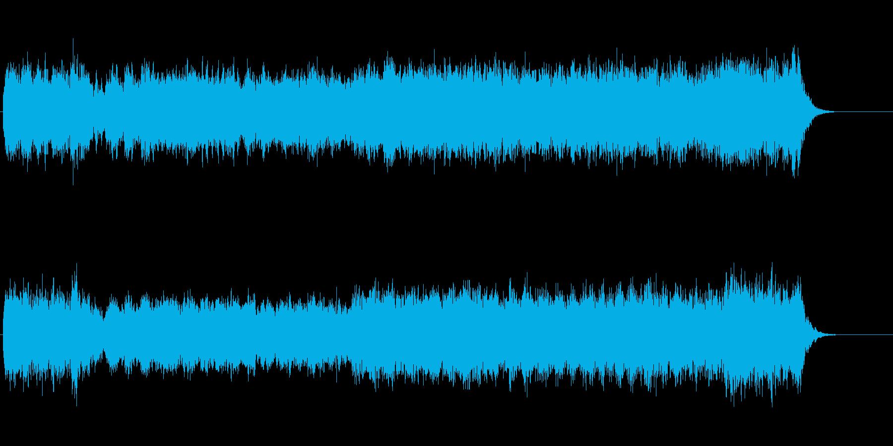 メルヘン クリスマス ブライダル 優雅の再生済みの波形
