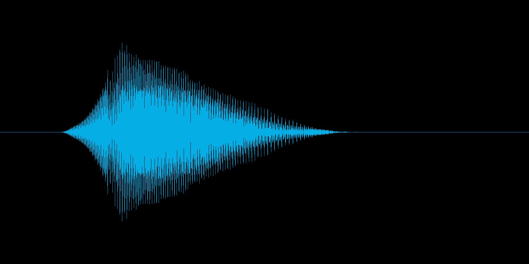 MAY(メイ・May・5月・5月・五月)の再生済みの波形
