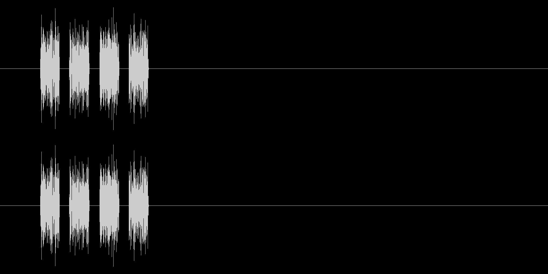 【NES RPG03-12(逃げる)】の未再生の波形