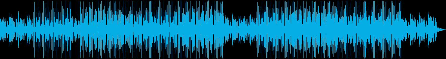 考察中なイメージの再生済みの波形