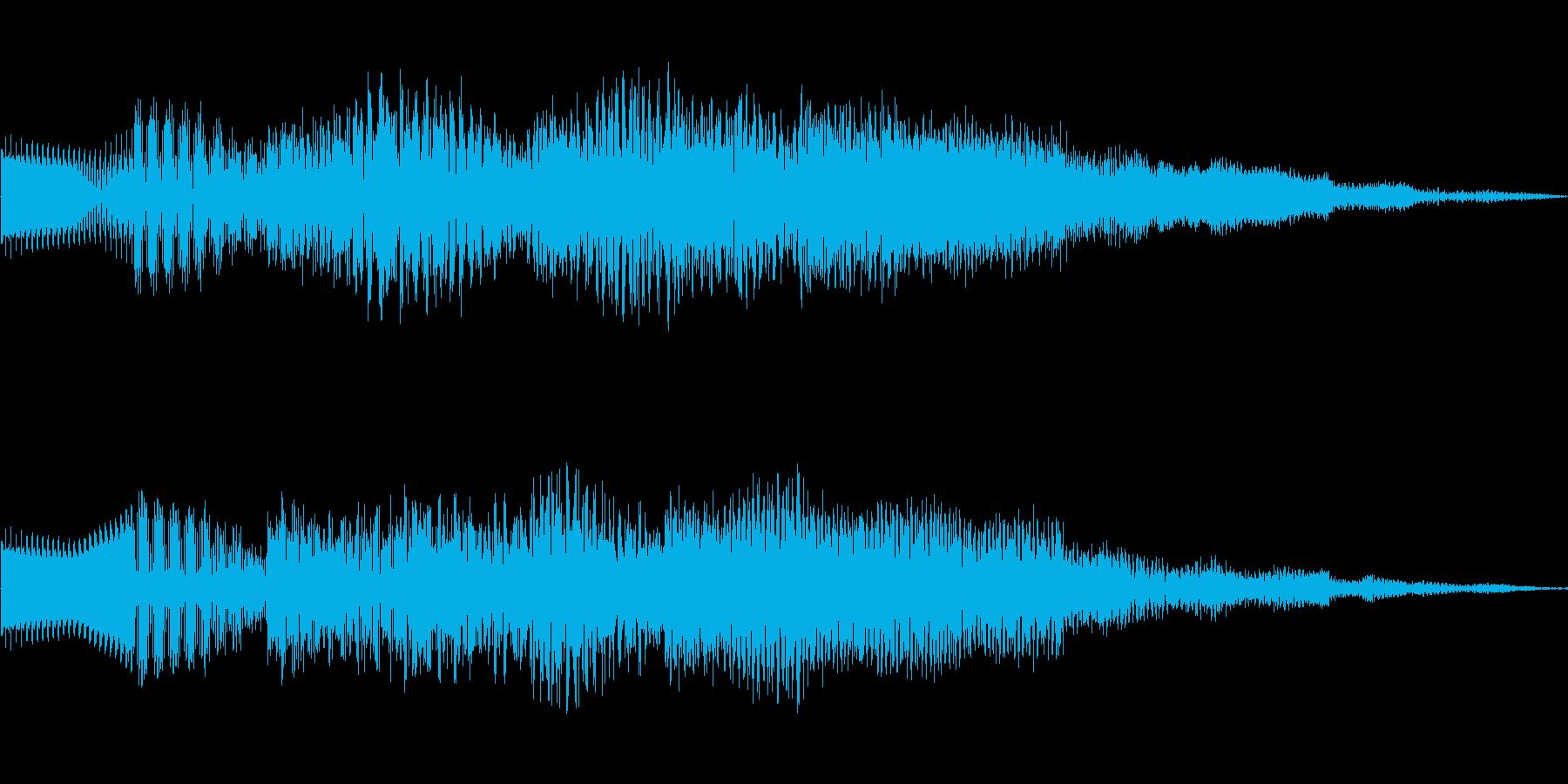 ピロリロリロリン レベルアップ発見 01の再生済みの波形