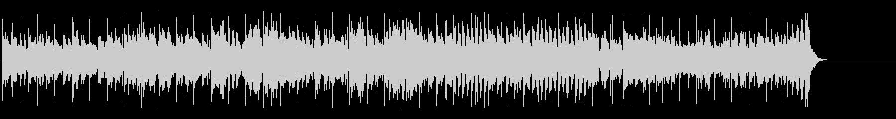 力強いファンク ポップ(イントロ~A…)の未再生の波形