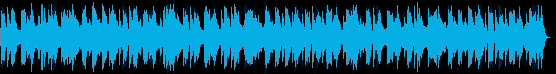 夢みる人 / フォスター(オルゴール)の再生済みの波形