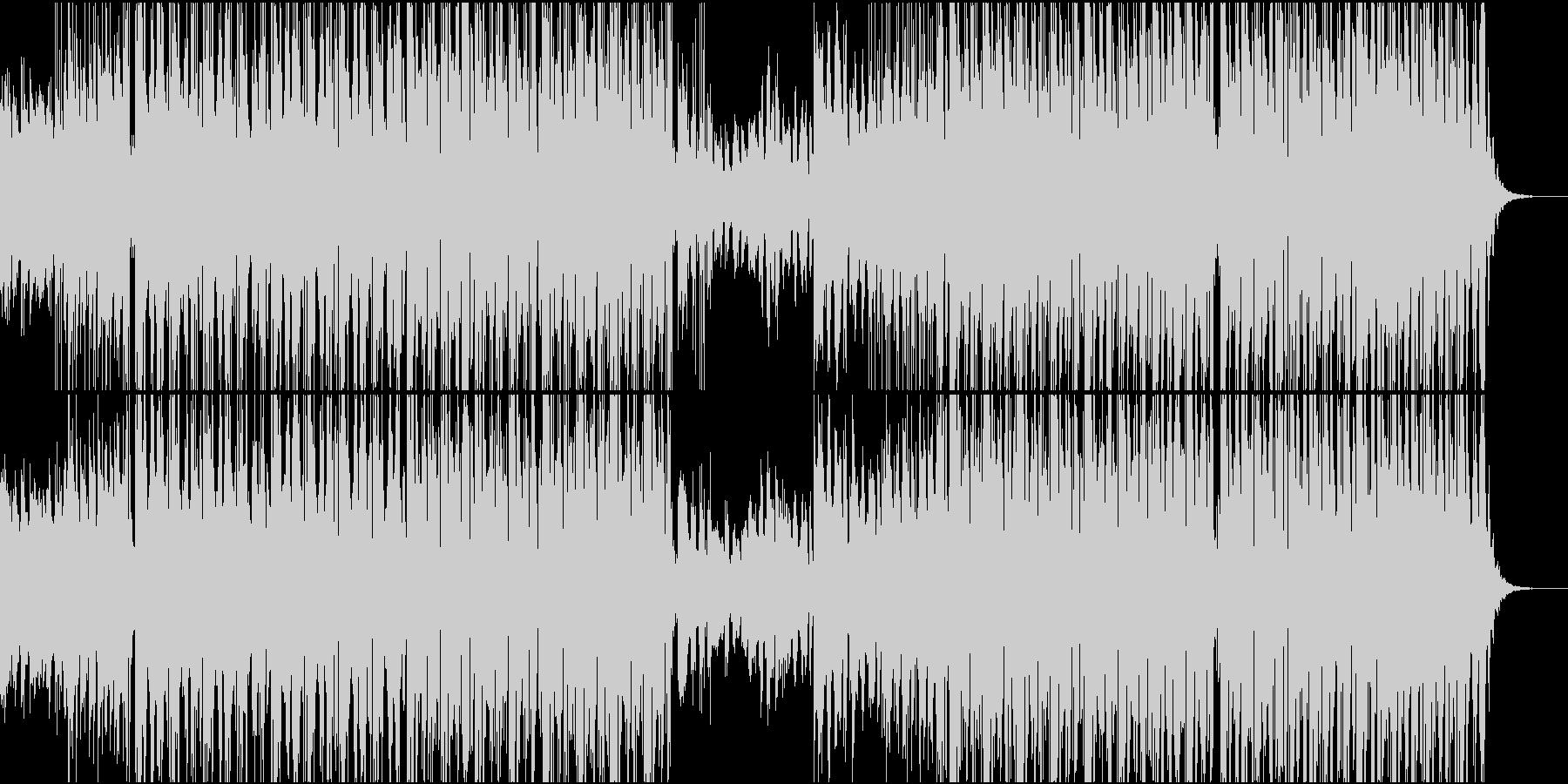 ボイスサンプルによるフューチャーベースの未再生の波形