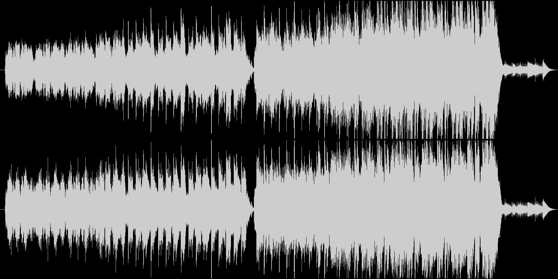 森の中 トトロをイメージして作成の未再生の波形