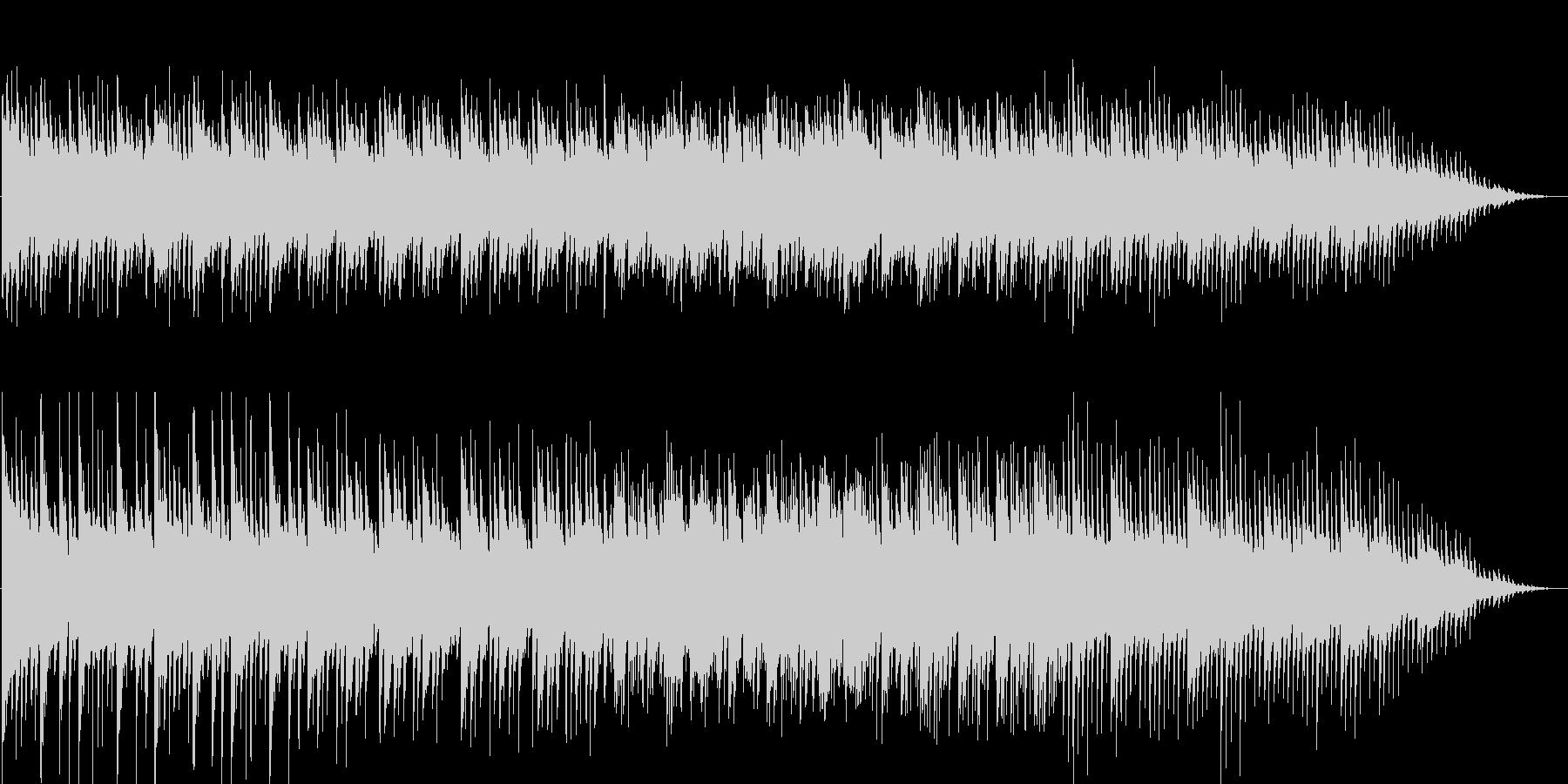 ピアノインスト:おめでたい、正月、和の未再生の波形