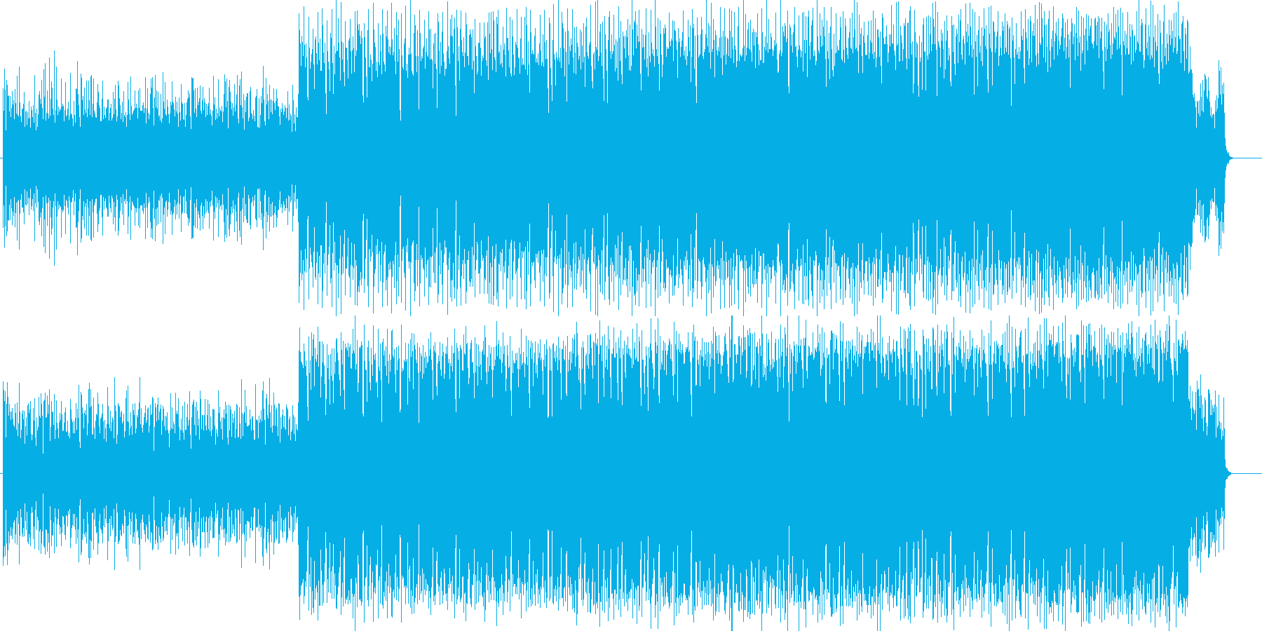 ドキュメント、報道、謎、追跡、スリルの再生済みの波形