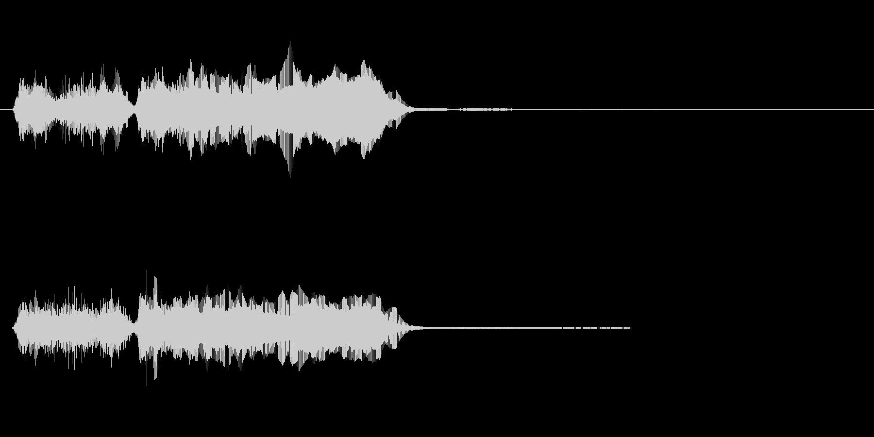 玩具系ファンファーレ-07の未再生の波形