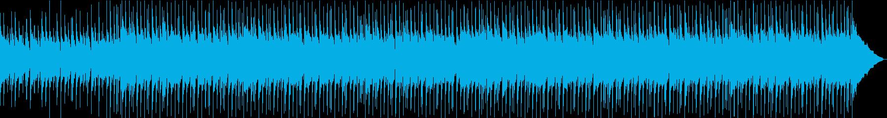CM向きのハッピーで明るいウクレレですの再生済みの波形