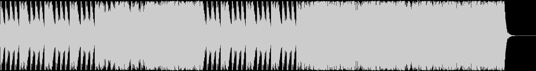 バトルシーン(リズム無しVER.)の未再生の波形