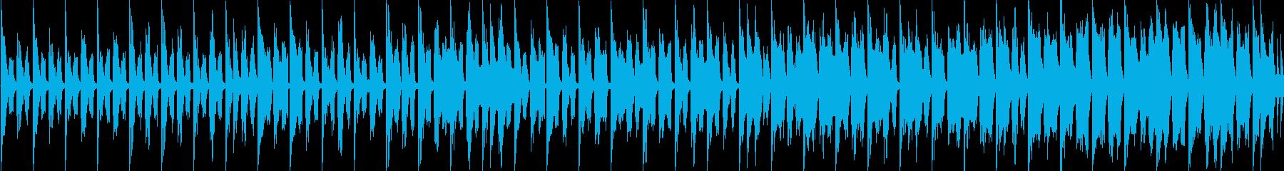 【ループ】リコーダーとトランペットの楽しの再生済みの波形