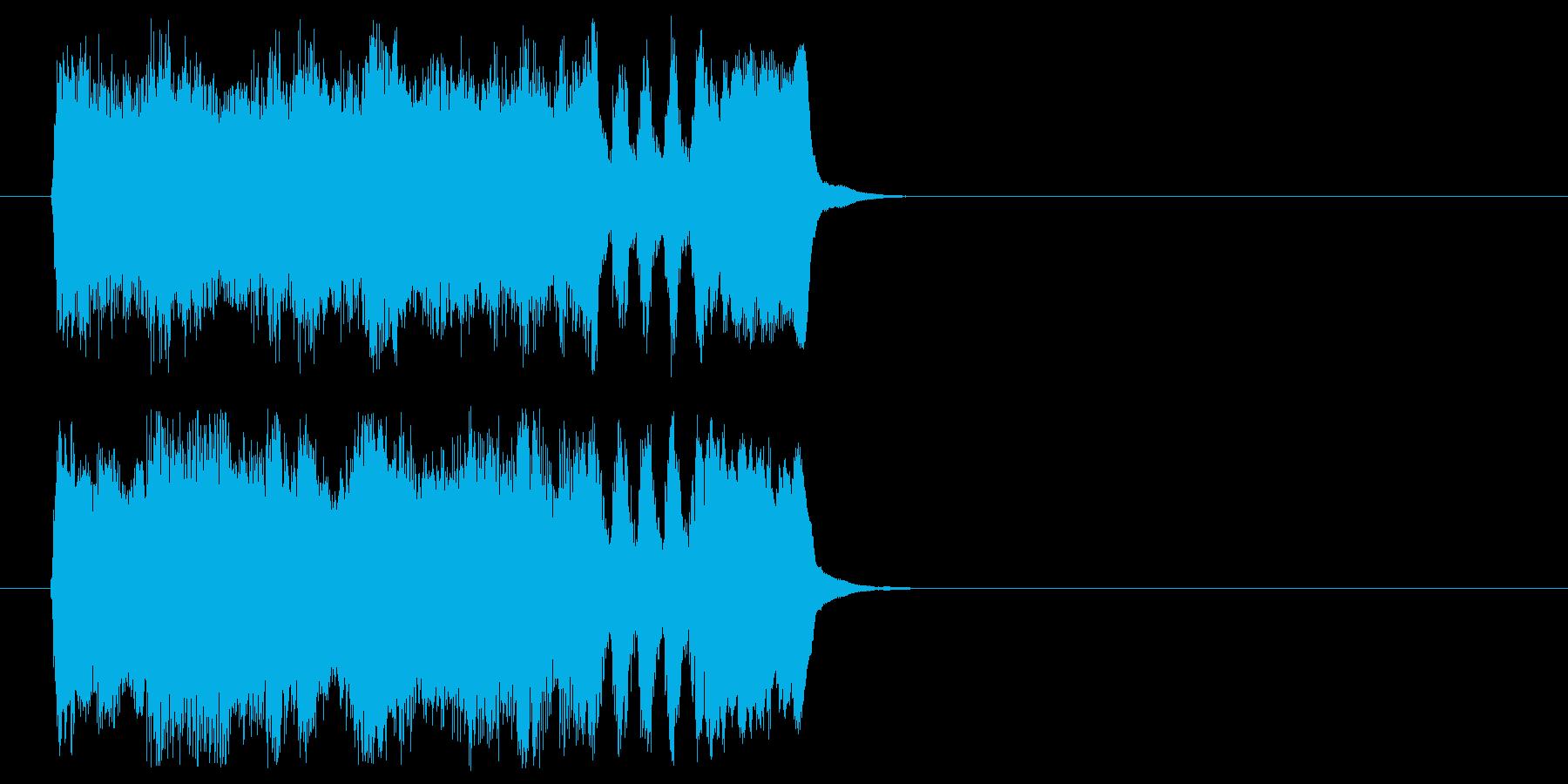 場面転換 スケール感 格調 荘厳の再生済みの波形