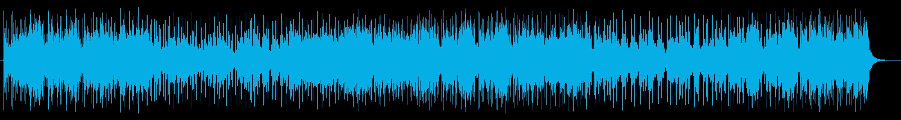 リズミカルで軽快なピアノポップサウンドの再生済みの波形