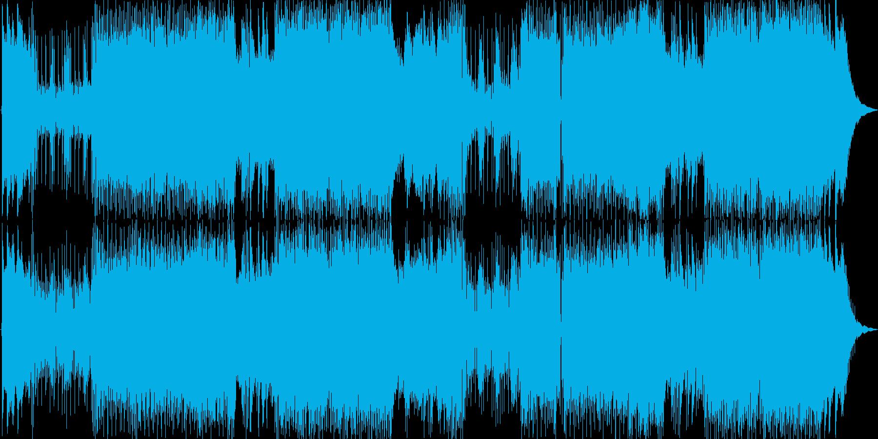 英詞 ファンク ロックの再生済みの波形