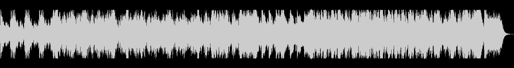 壮大な迫力の弦楽器シンフォニーテクノの未再生の波形