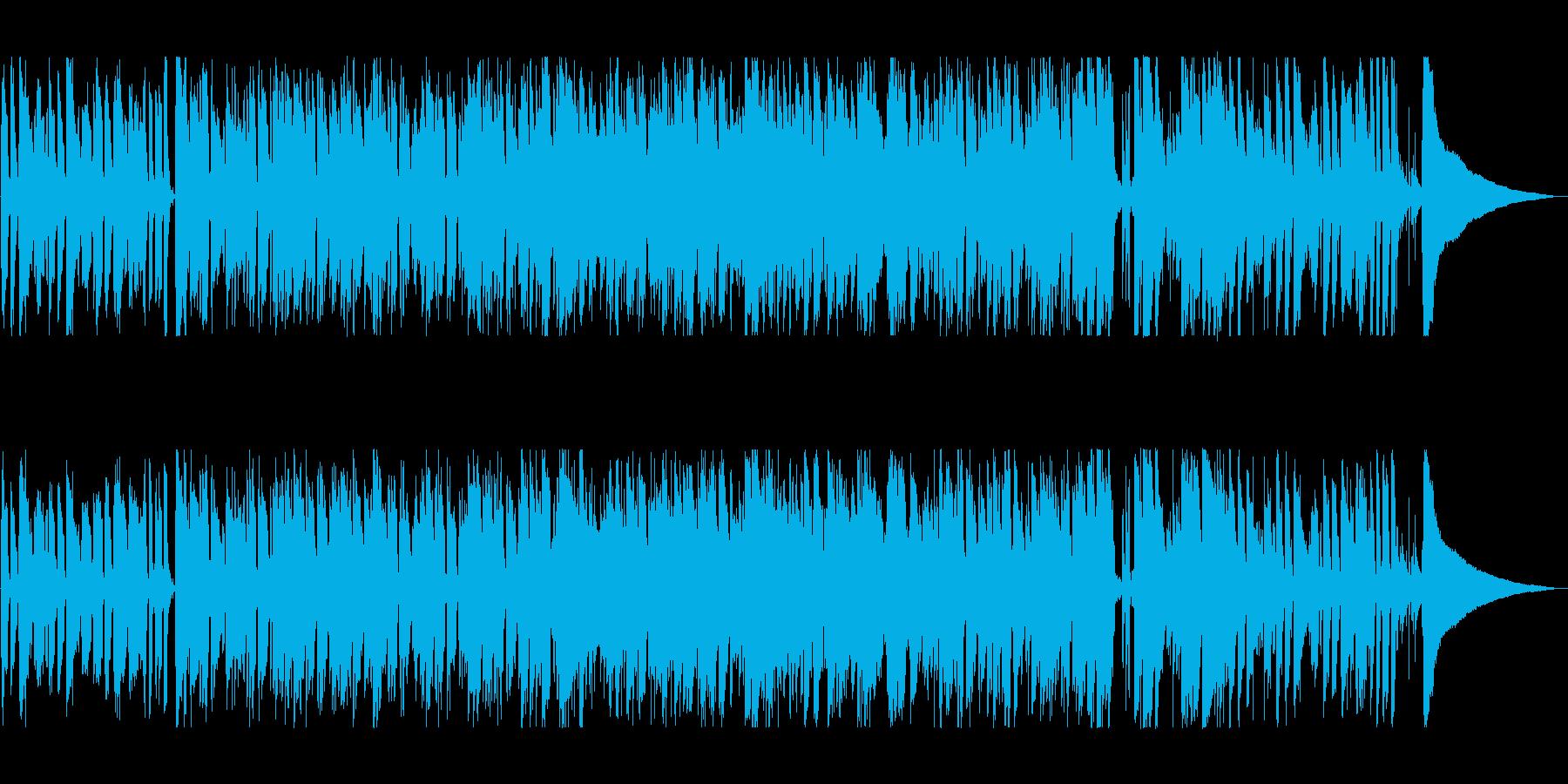 大人なカジュアルジャズの再生済みの波形