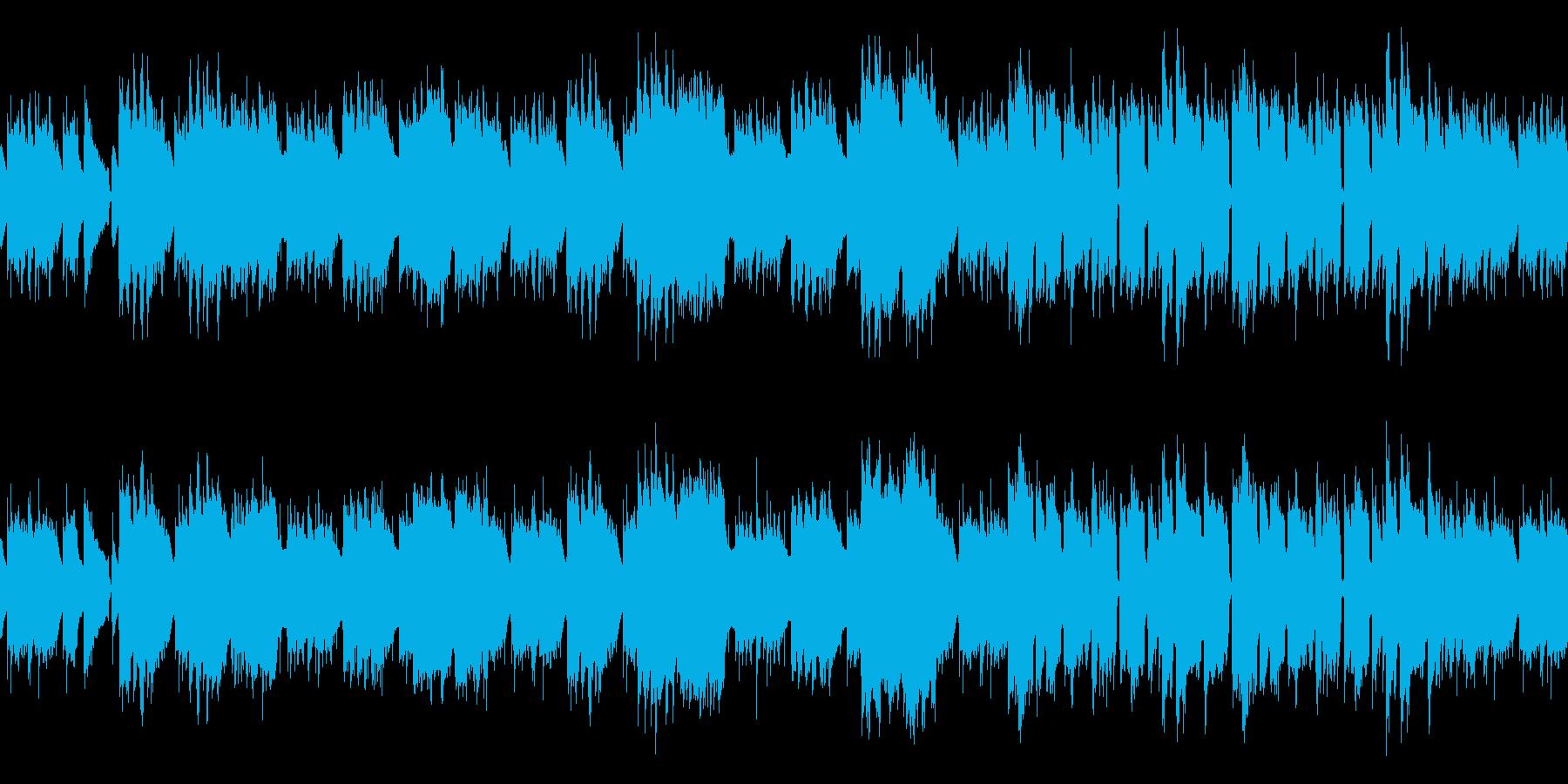 アルペジオ_D_迷いの森の再生済みの波形