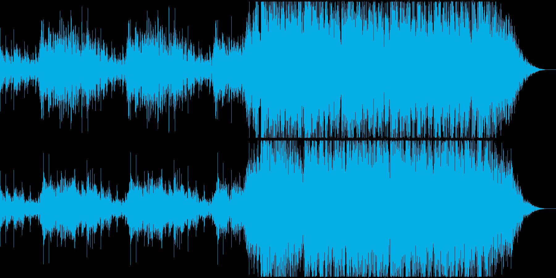 不気味系トレーラー/映画・ゲームetc の再生済みの波形