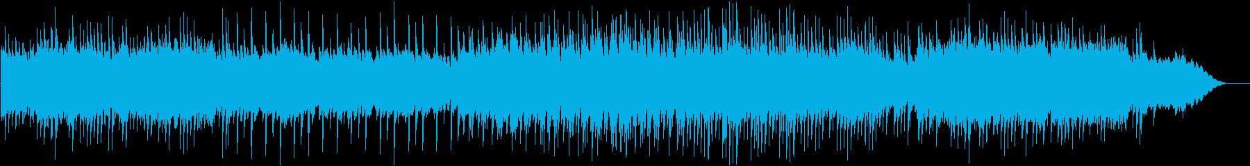 CMや映像に癒しピアノ 感動的ヒーリングの再生済みの波形