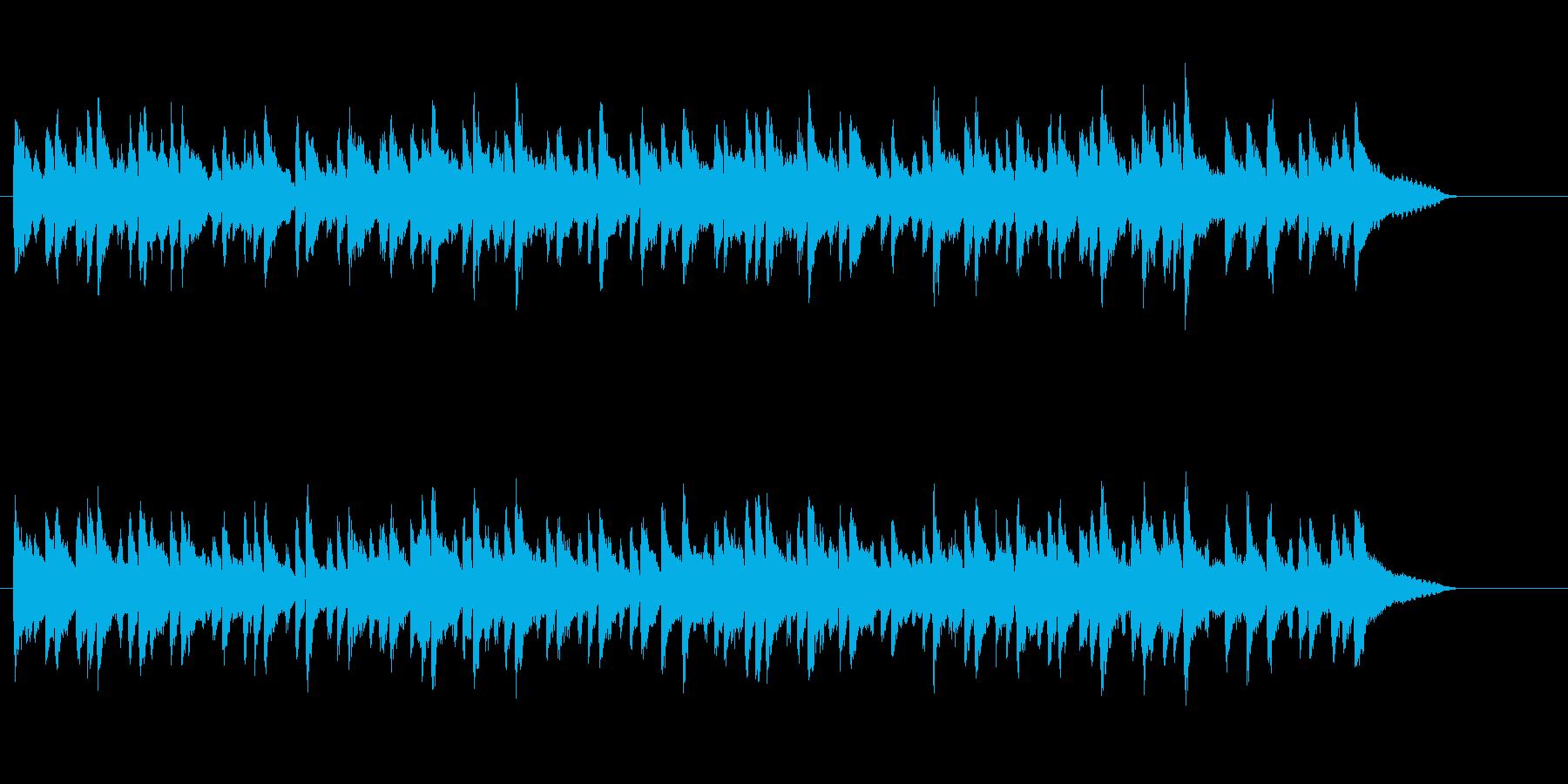 トランペットによるコンパクトなバラードの再生済みの波形