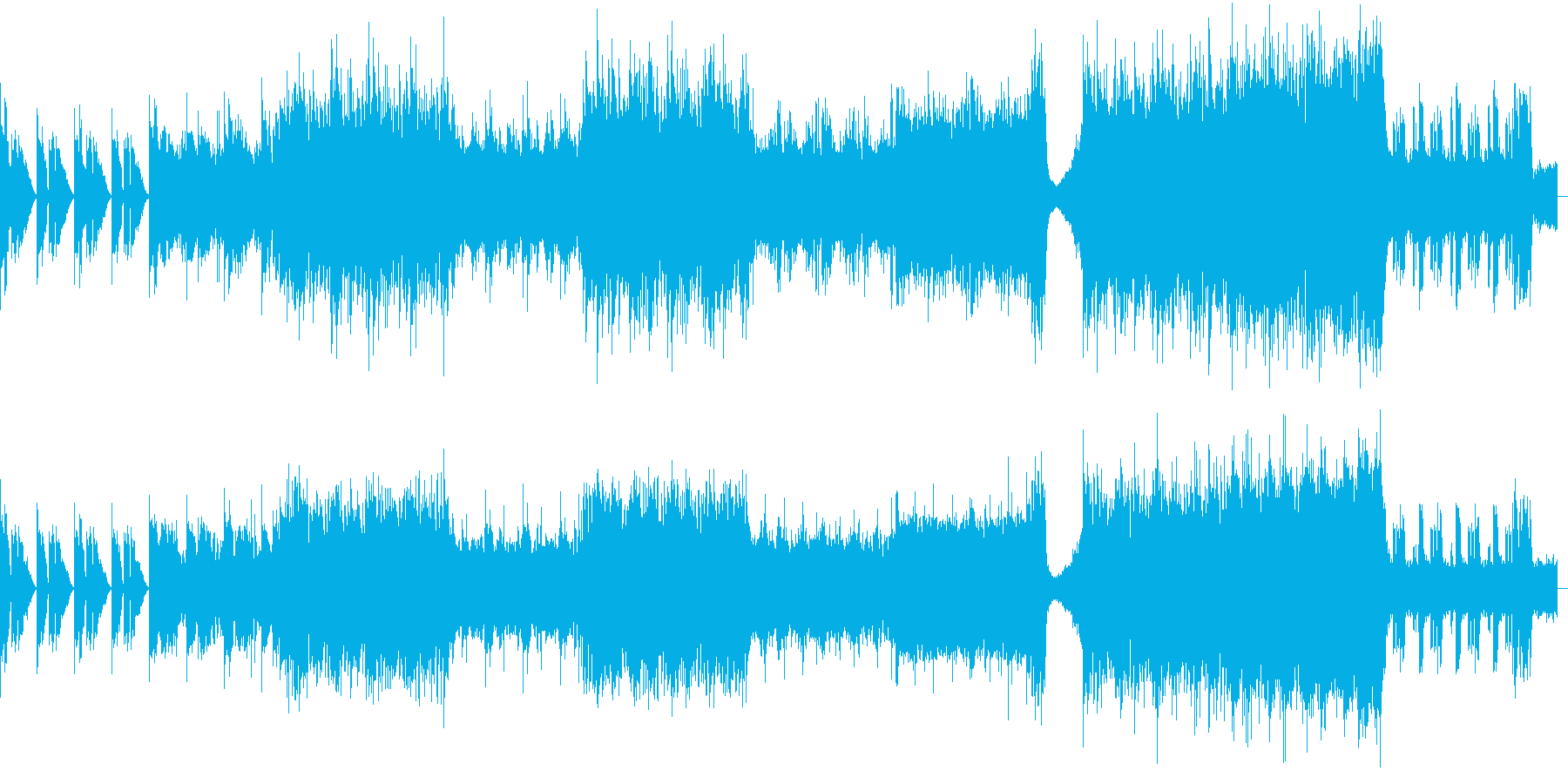 DIGI ROCK - BigBeatの再生済みの波形