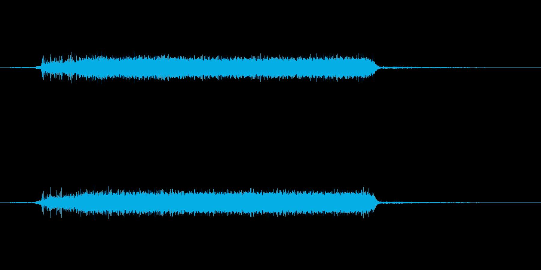 生活音 - 家の中 - 鍋に水を貯めるの再生済みの波形