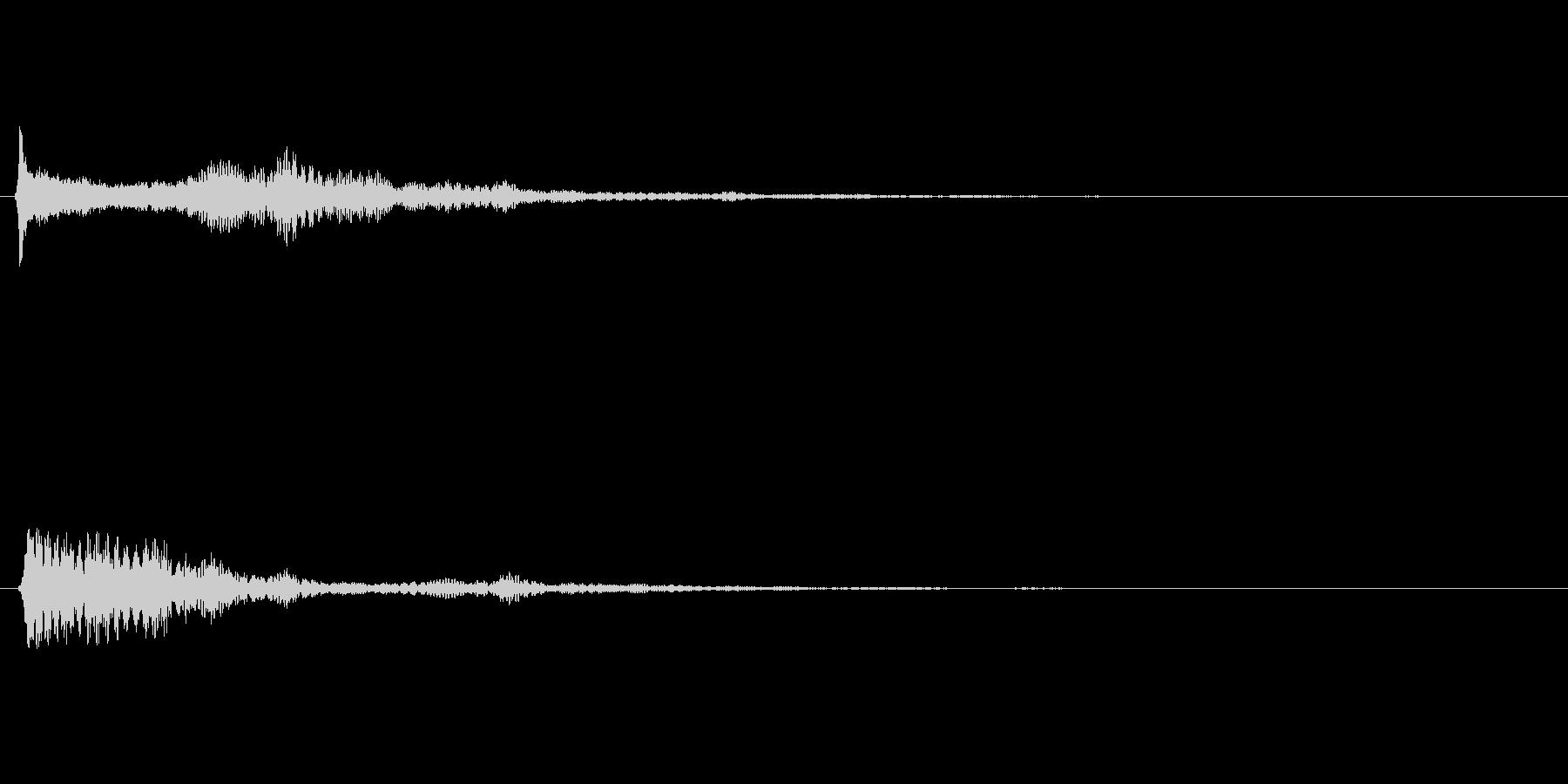 キラキラ系_105の未再生の波形