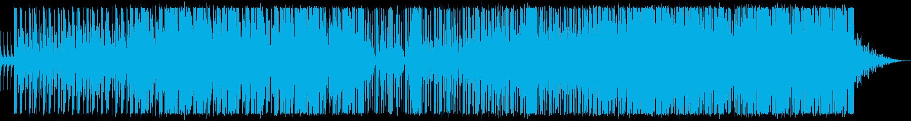 前奏曲/ポップアレンジの再生済みの波形