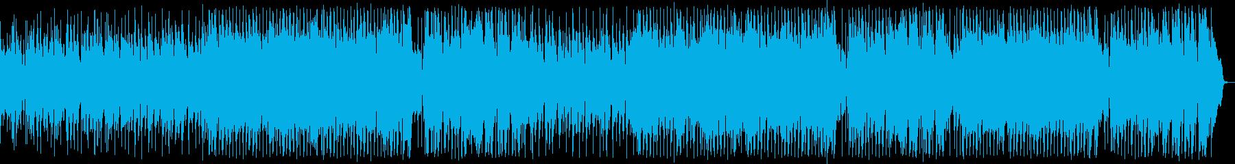 王道バラード(女心を星空に乗せて)の再生済みの波形