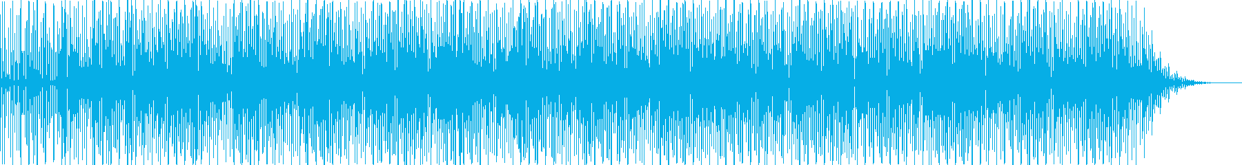 ヒップホップジャズの再生済みの波形