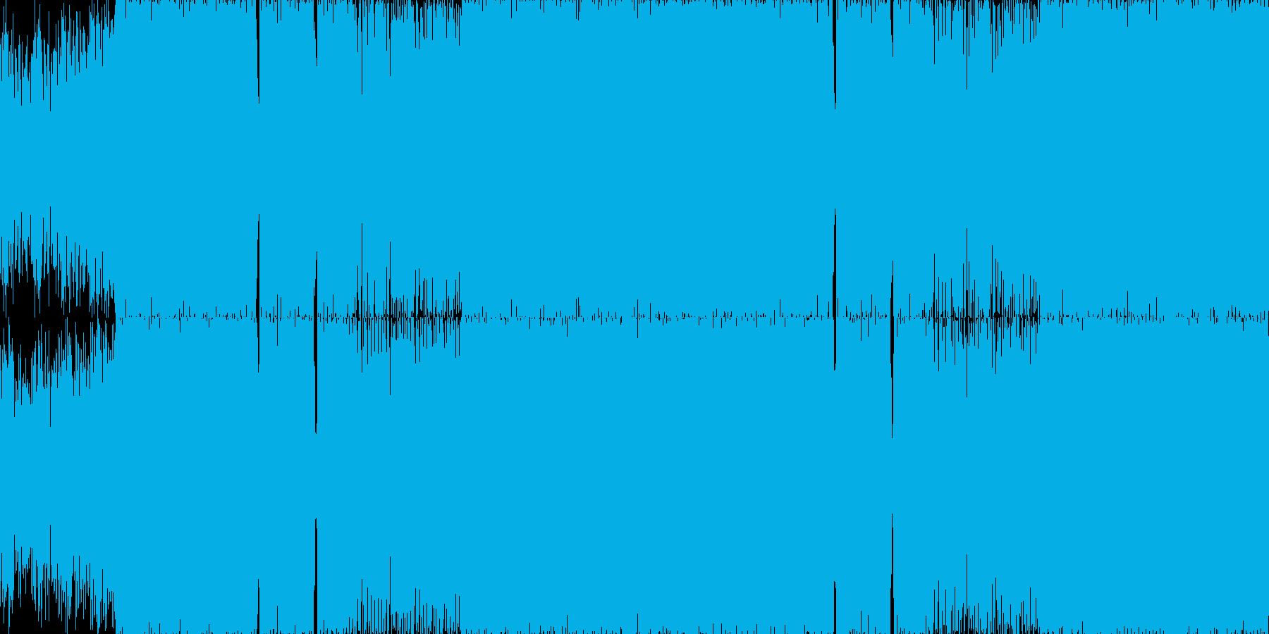 緊迫ボス系の曲<loop仕様> 【RP…の再生済みの波形