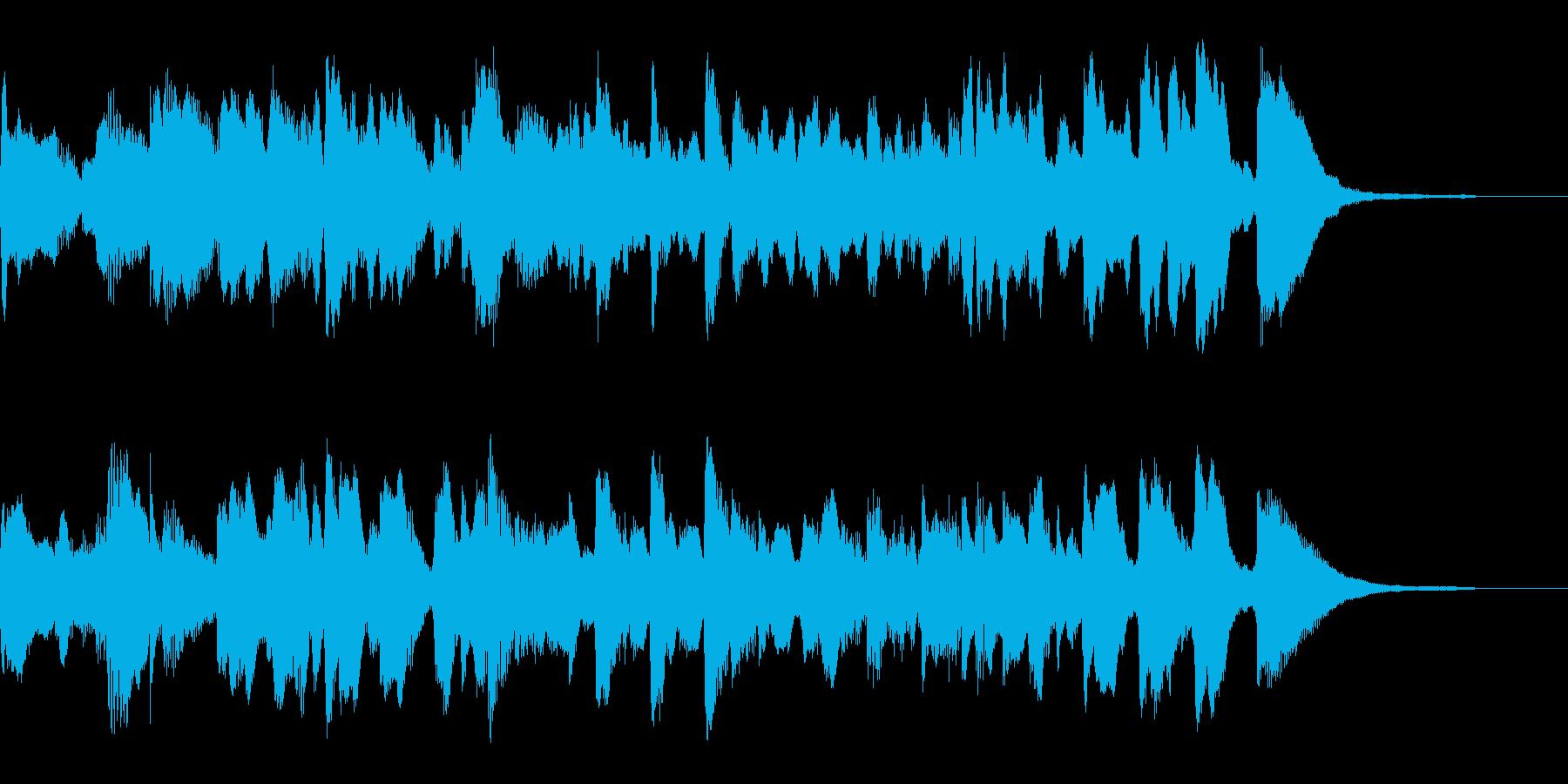 ポップなクラシックの再生済みの波形