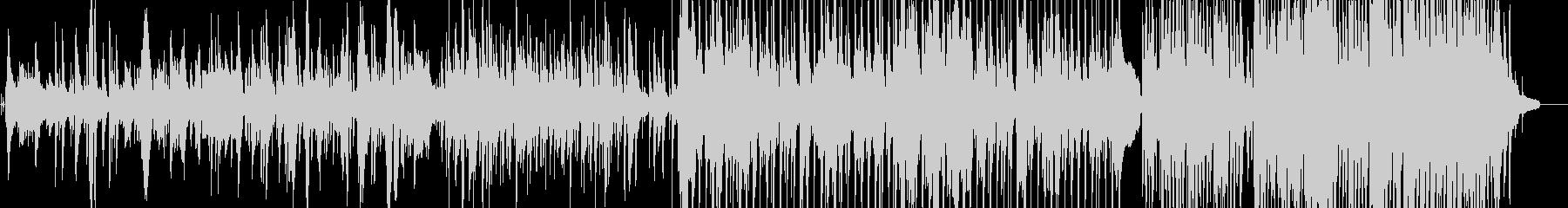 jazzyな女性ボーカル物の未再生の波形
