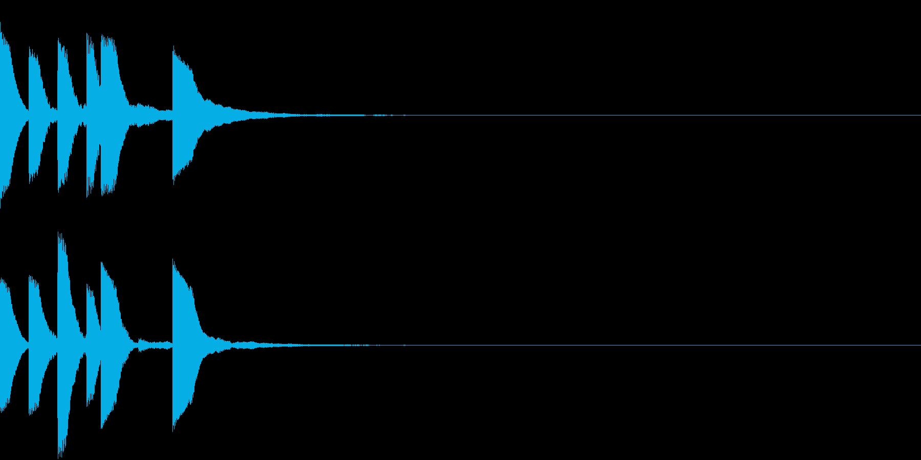 Anime ゆるかわアイキャッチ 2の再生済みの波形