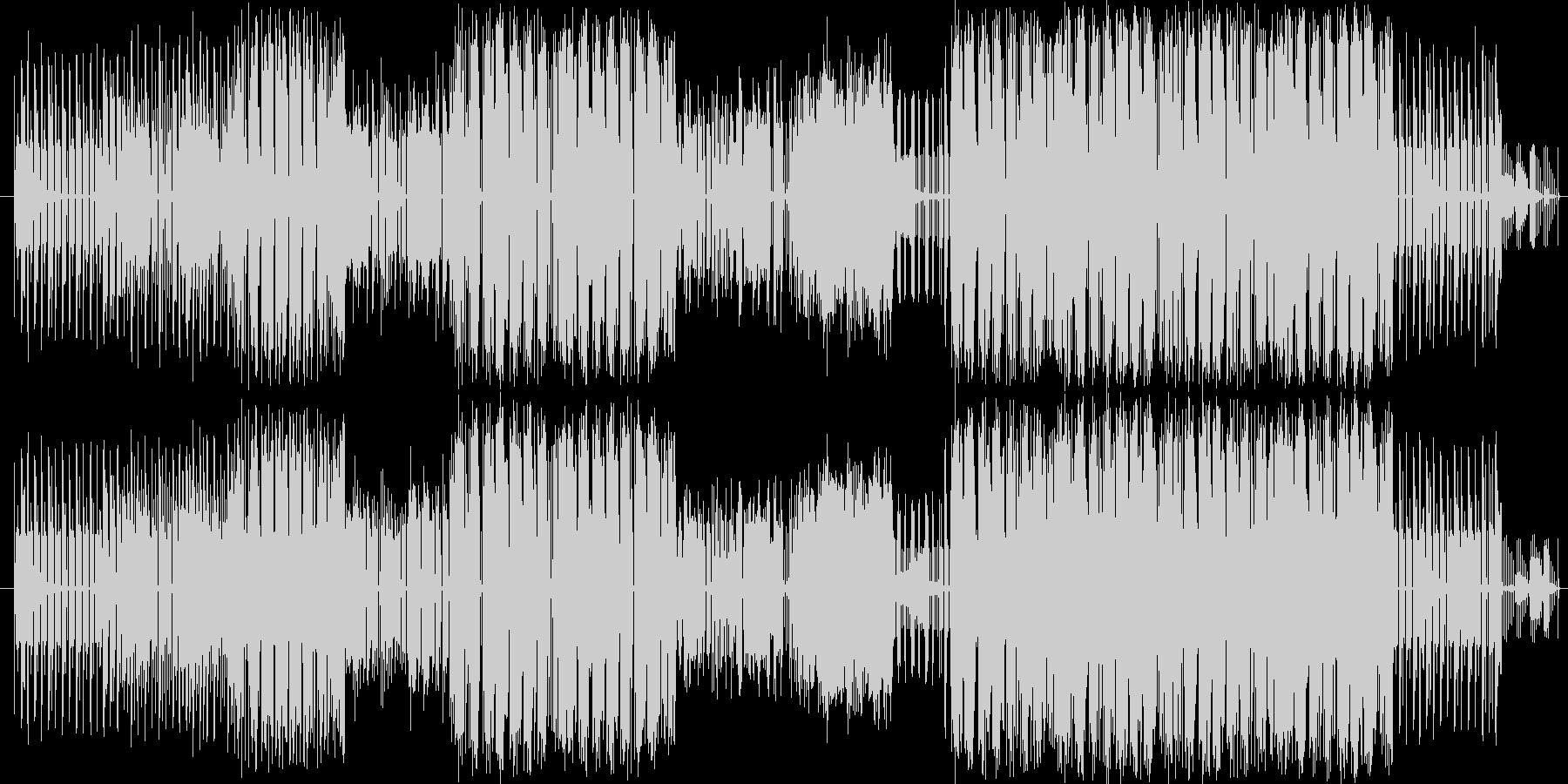 KORG DS-10をメインリズムマシ…の未再生の波形