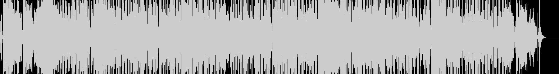 BGM 和楽器 琴 三味線 シンセの未再生の波形