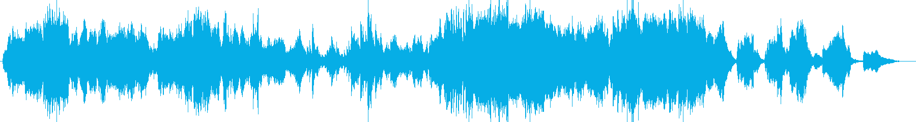 朝ドラ 爽やか クラシカル BGMの再生済みの波形