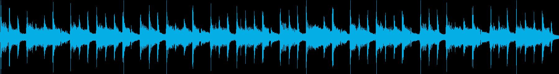 【ループB】やさしく透明感ギター&ピアノの再生済みの波形