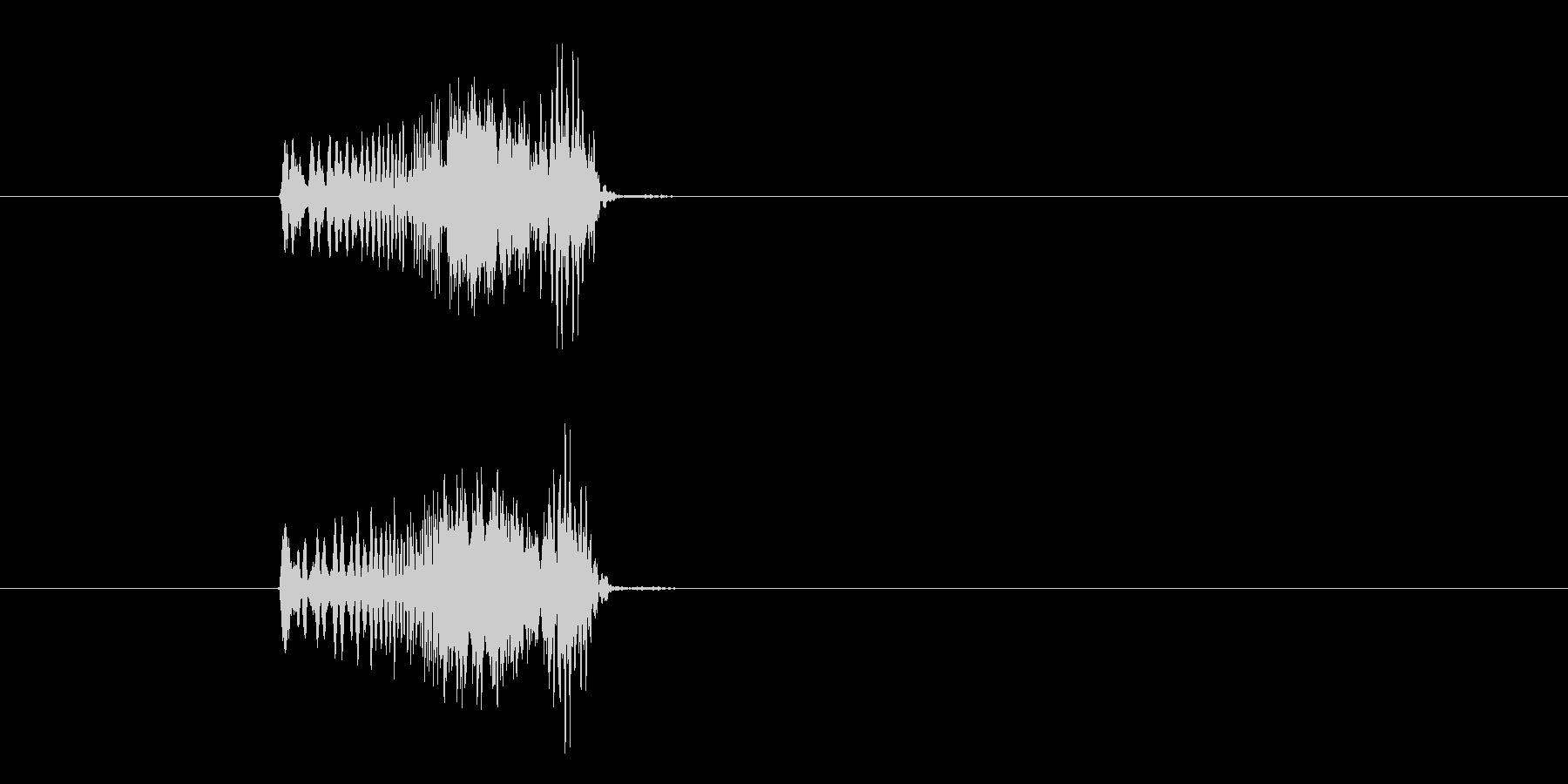 モニター表示SE、宇宙船、SF、効果音…の未再生の波形