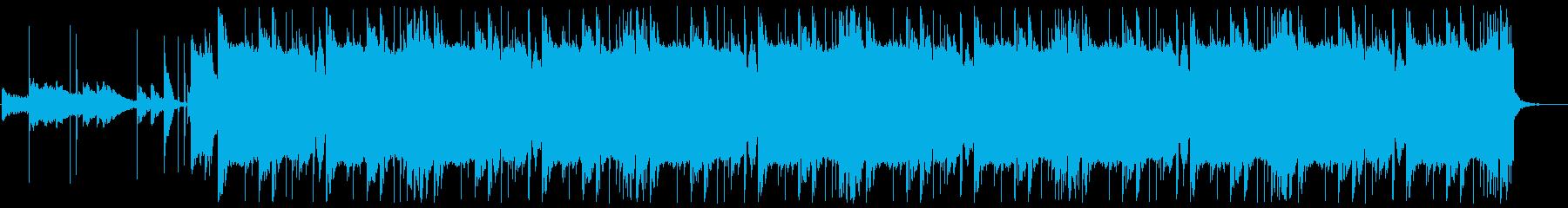 60秒/Trap/808/重厚濃厚/#1の再生済みの波形