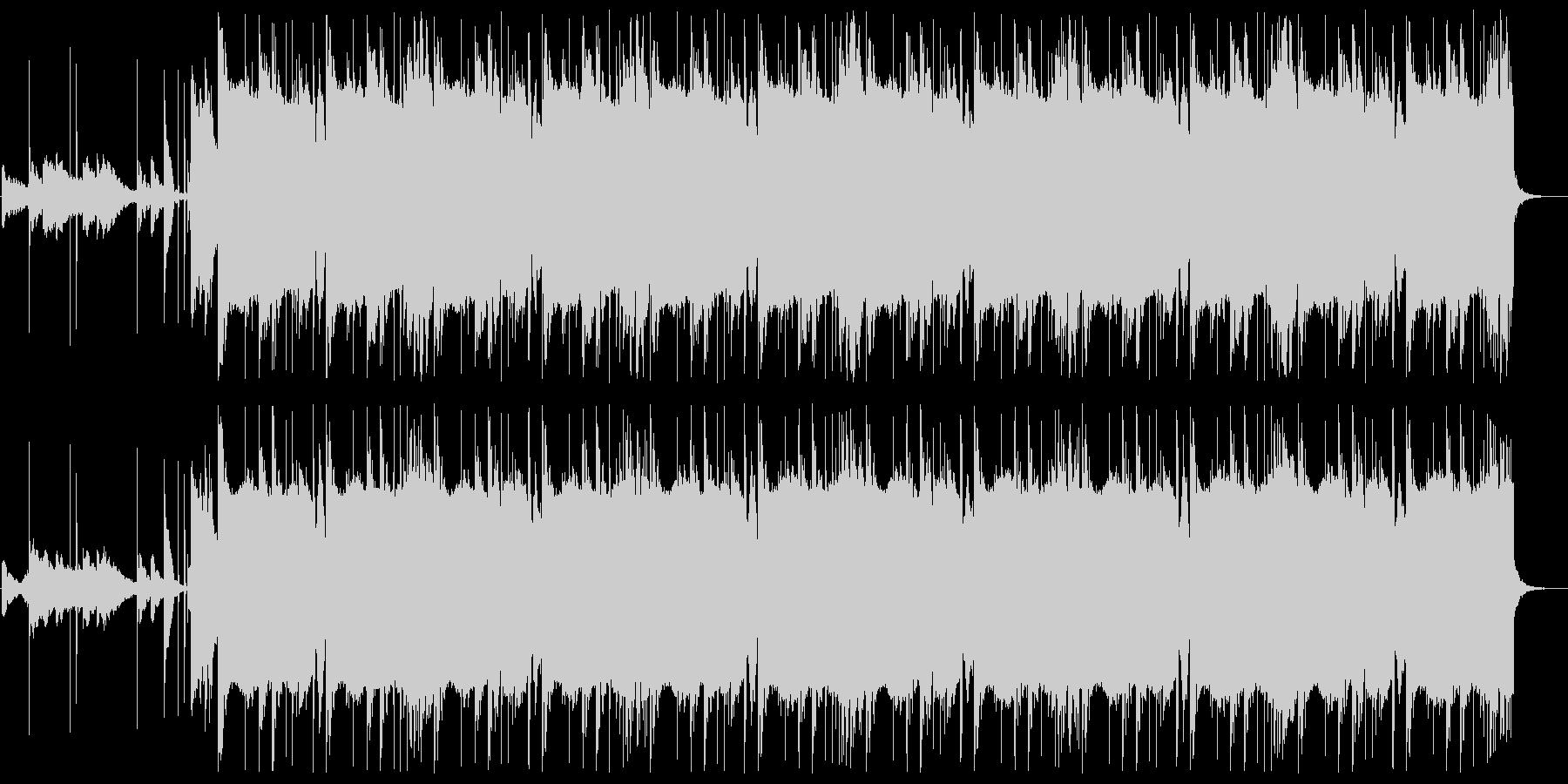 60秒/Trap/808/重厚濃厚/#1の未再生の波形