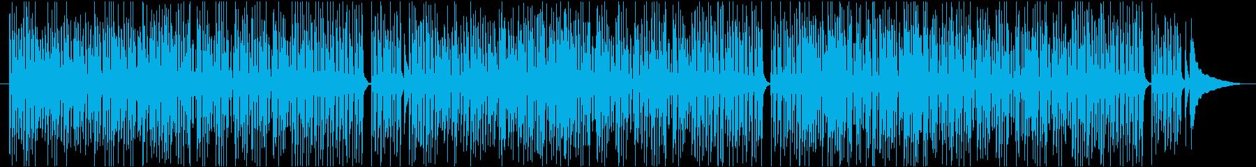 2本のナイロンギター 爽やかでおしゃれの再生済みの波形