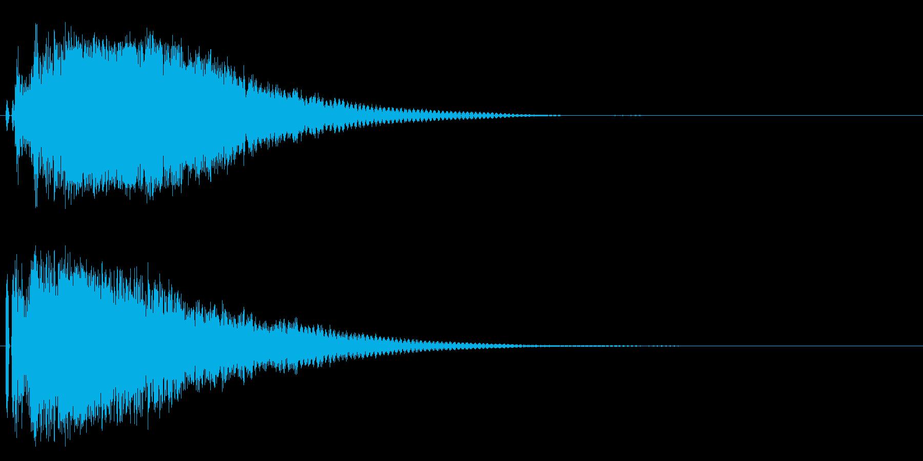 シャキーン♪星,回復,特殊魔法に最適05の再生済みの波形