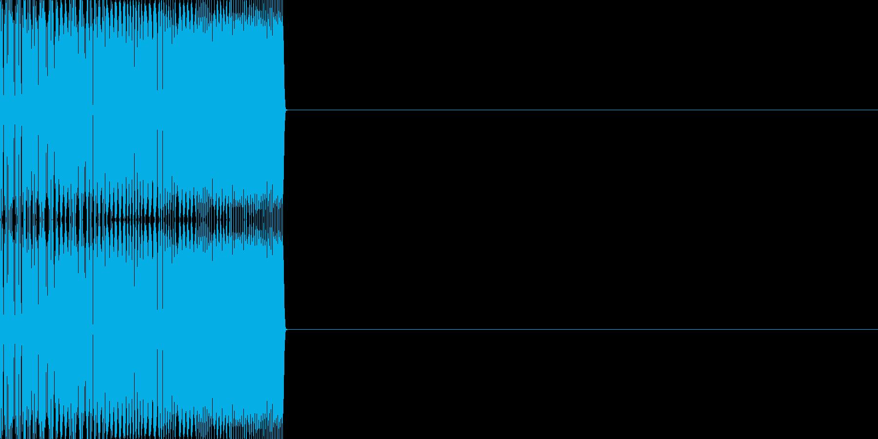 エンカウント04(ファミコン風)の再生済みの波形